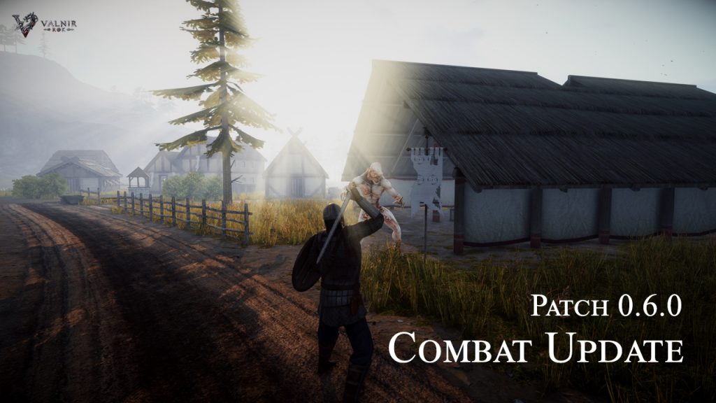 Patch 0.6.0 - Combat Update